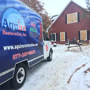 Aquire Restoration Wisconsin