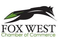 Fox West Chamber Logo