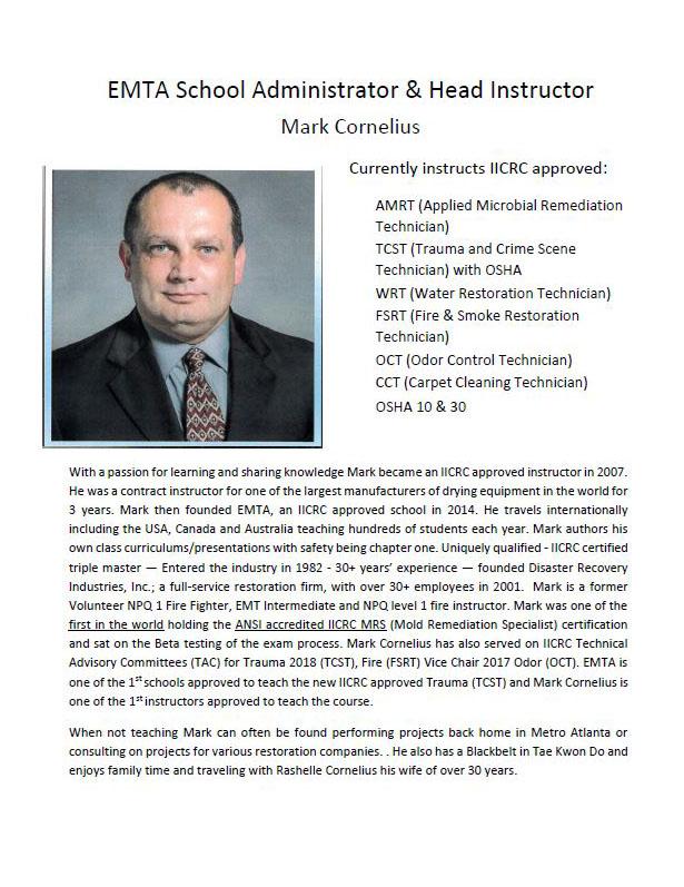 Mark Cornelious